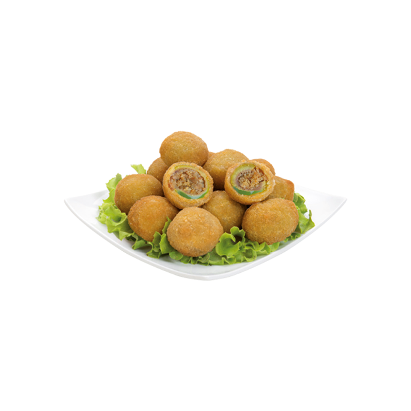 Olive all'Ascolana 500gr ca.