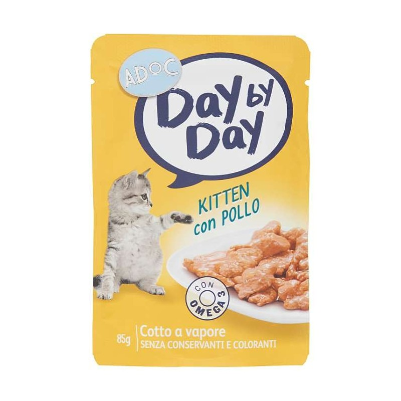 Adoc Day by Day kitten con...
